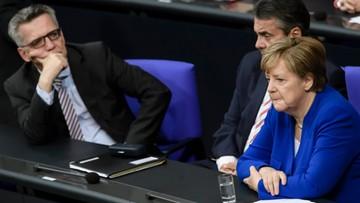 30-06-2017 09:29 Bundestag przyznał homoseksualistom prawo do małżeństwa. Merkel głosowała przeciwko
