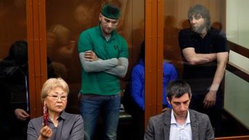 12-07-2017 15:51 Rosja: dożywocie dla oskarżonego o zabójstwo Niemcowa