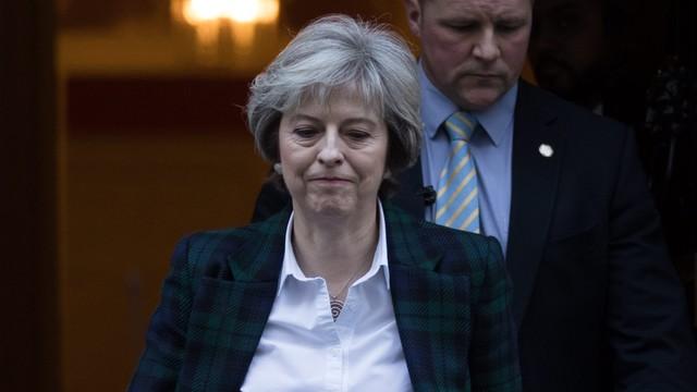 May: Brexit musi oznaczać kontrolę nad imigracją z Europy