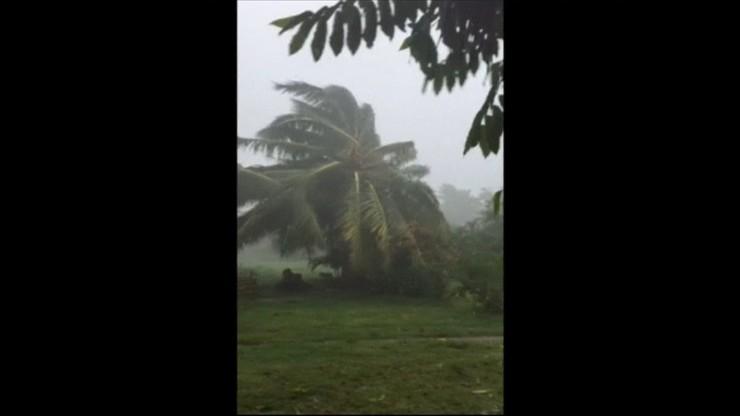 Śmiercionośny cyklon Enawo. Co najmniej 50 ofiar