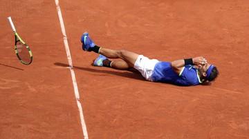 2017-06-11 French Open: La decima Nadala! Hiszpan zdemolował Wawrinkę i napisał historię