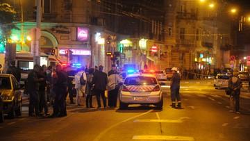 27-09-2016 12:26 Zamachowcy z Paryża i Brukseli byli w Budapeszcie