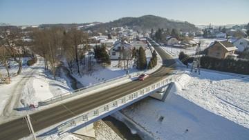 10-02-2016 11:04 Most z kompozytów - pierwszy w Polsce, najdłuższy na świecie