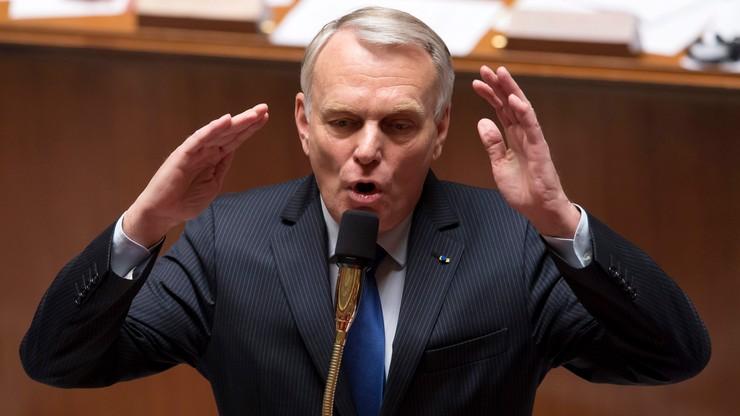 Przetasowania we francuskim rządzie: były premier szefem MSZ