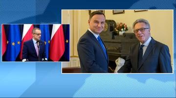 """08-02-2016 13:30 Prezydent spotkał się z przewodniczącym Komisji Weneckiej. """"To było spotkanie dwóch prawników"""""""