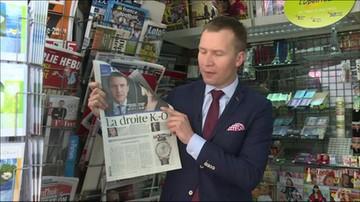 Wybory we Francji. Reporter Polsat News Stanisław Wryk z Paryża