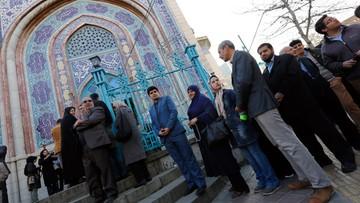 26-02-2016 13:00 Iran: przywódca opozycji przebywający w areszcie domowym oddał głos w wyborach