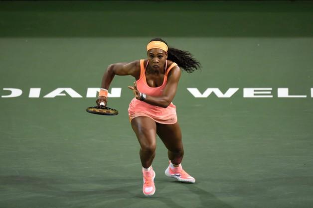 Turniej WTA w Indian Wells - udany powrót Sereny Williams