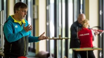 2015-10-27 Trener kadry biathlonistów: Czas na szlify