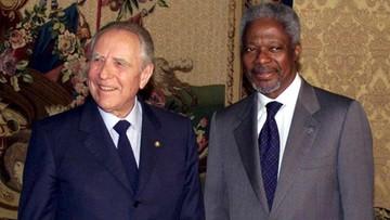 16-09-2016 14:09 Zmarł były włoski prezydent - przyjaciel Jana Pawła II