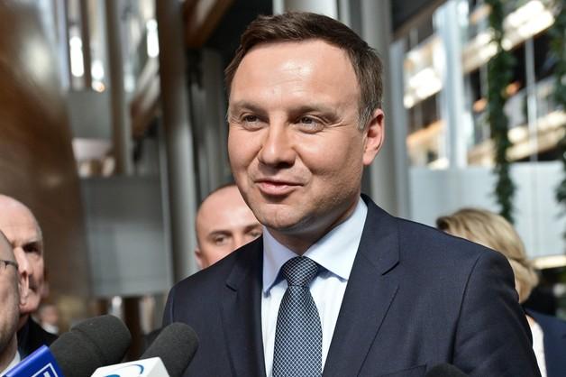 Duda: w Polsce powinny powstać polsko-amerykańskie bazy wojskowe