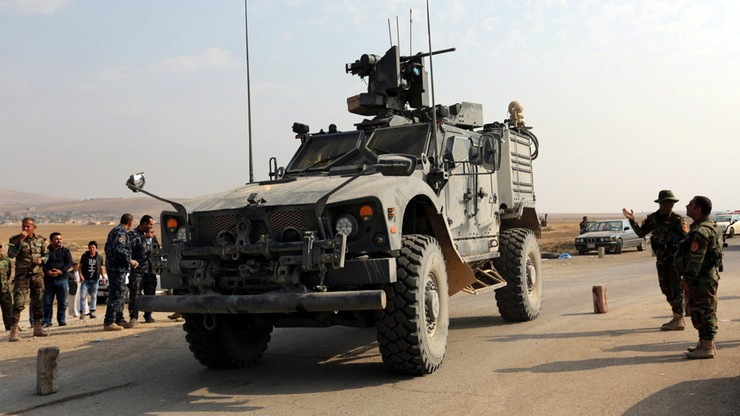 Wspierane przez Iran siły włączyły się do walk o Mosul. Koalicja zaniepokojona
