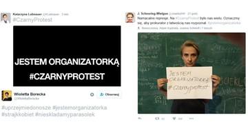 """12-10-2016 12:27 """"Uprzejmie donoszę, że organizowałam czarny protest"""". 5 tys. Polek odpowiada na wezwanie prokuratury"""
