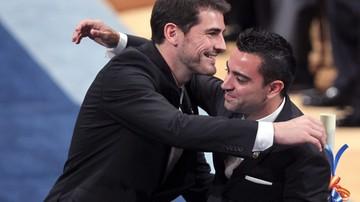 2015-11-10 Casillas i Xavi odznaczeni! Otrzymali prestiżowy order