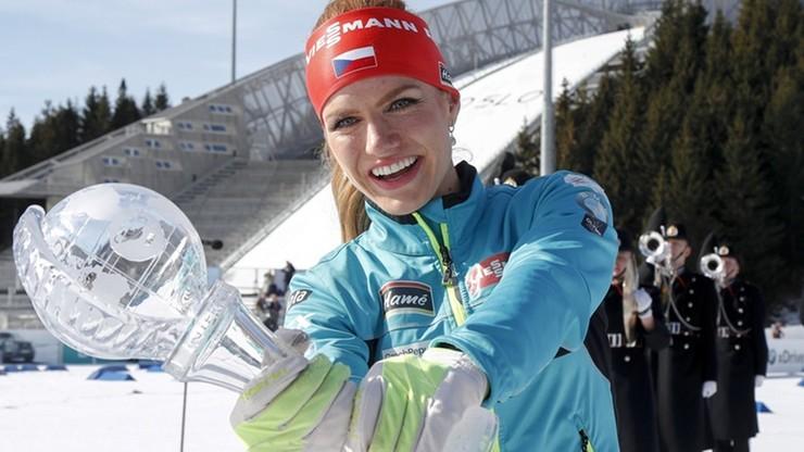 Biathlonistka sportowcem roku w Czechach