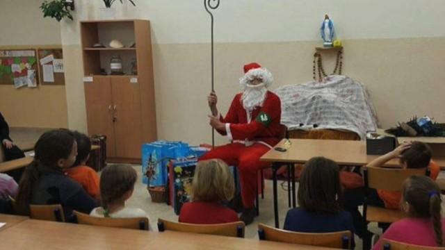 Św. Mikołaj nacjonalistą? Caritas przeprasza za akcję ONR