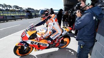 2017-10-20 MotoGP w Australii. Kliknij i oglądaj od 01:00 w nocy