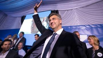 12-09-2016 18:56 Chorwacja: wybory wygrała konserwatywna partia HDZ