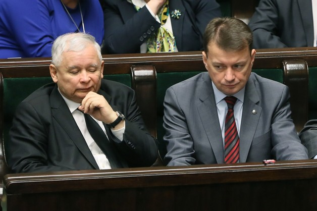 Kaczyński nie znieważył prezydenta i prezesów sądów