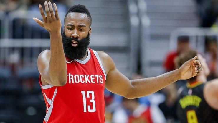 NBA: Trzynastka szczęśliwa dla Rockets