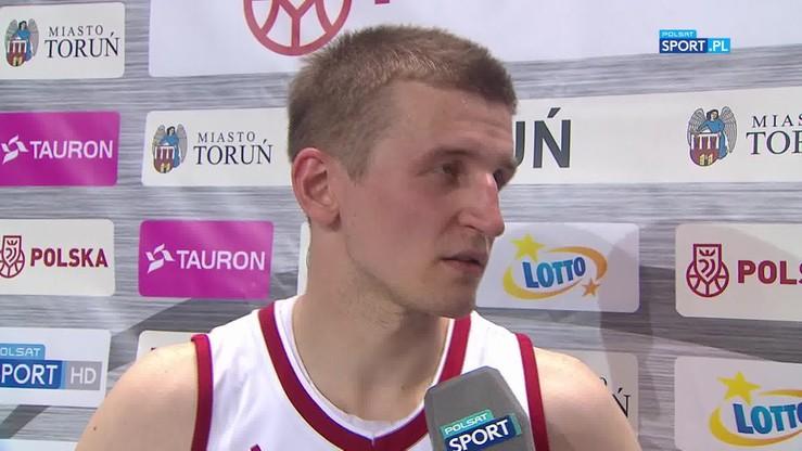 Waczyński: Musimy zapomnieć o meczu z Białorusią