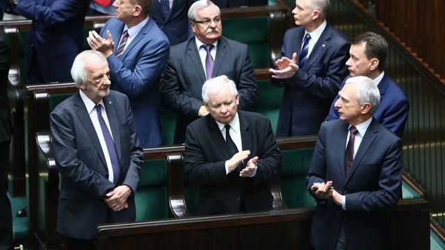 PiS potępia wpis Tarczyńskiego o Wałęsie