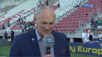 2017-06-12 Serafin: Mam mieszane uczucia po występie Polaków na ME w rugby 7 osobowym