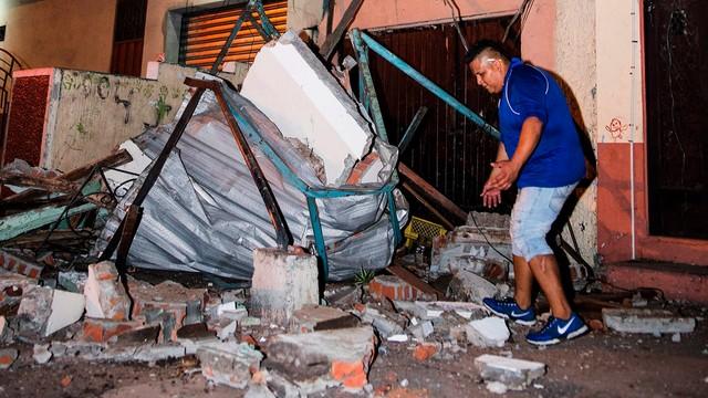 Trzęsienie ziemi w Ekwadorze, co najmniej 77 osób nie żyje