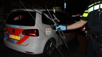 Pobili się Polacy w Holandii. Policja zabrała im m.in. łuk i strzały