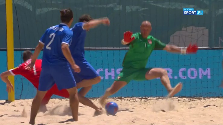 Polska - Grecja 3:1. Skrót meczu