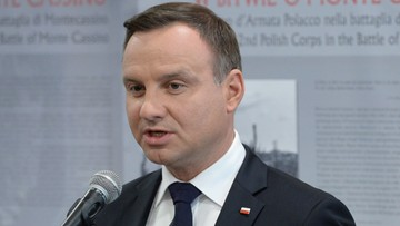 20-05-2016 17:06 CBOS: prezydent Duda z największym zaufaniem Polaków;  traci Kukiz