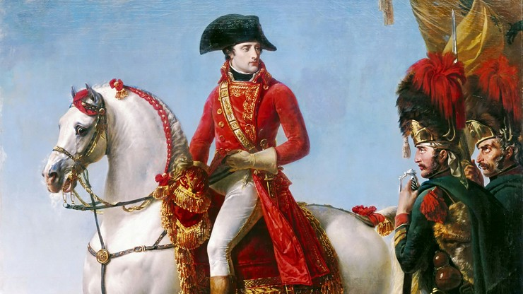 Szukali ducha Napoleona. Miał krążyć po włoskim mieście