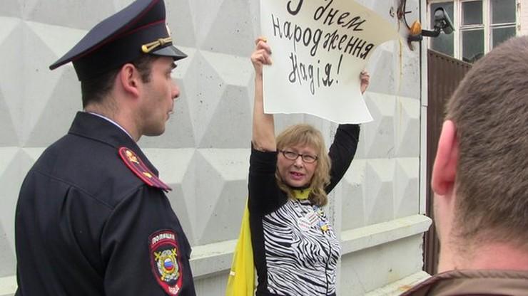 """""""Pozostawiliśmy za sobą wszystko"""". Rosyjska dysydentka dostała azyl polityczny na Litwie."""