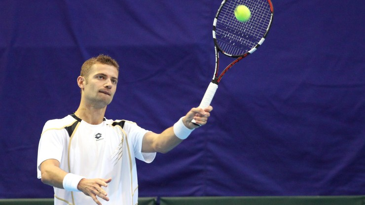 Fyrstenberg w ćwierćfinale debla w Memphis