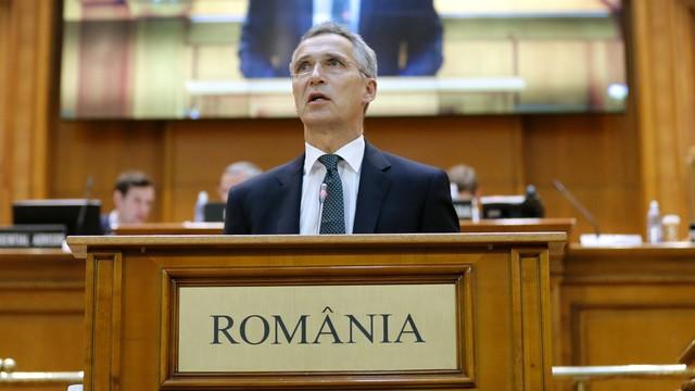 Szef NATO: nie chcemy nowej zimnej wojny z Rosją