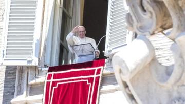 Papież Franciszek udzielił ślubu córce polskiego robotnika z Watykanu