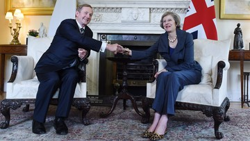 26-07-2016 18:09 Wielka Brytania i Irlandia chcą zachować swobodę ruchu granicznego