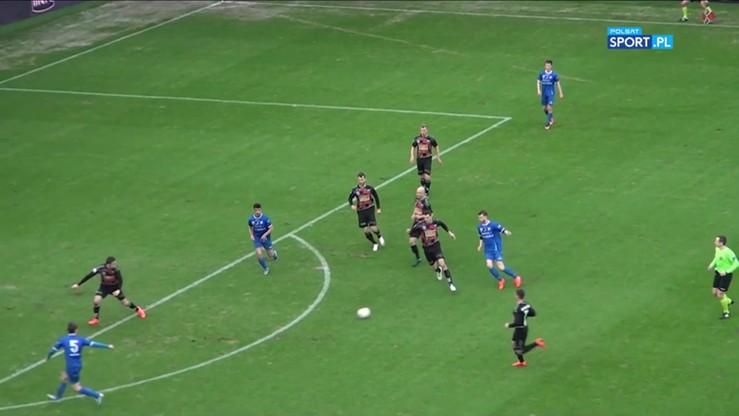 GKS Tychy - MKS Kluczbork 4:2. Skrót meczu