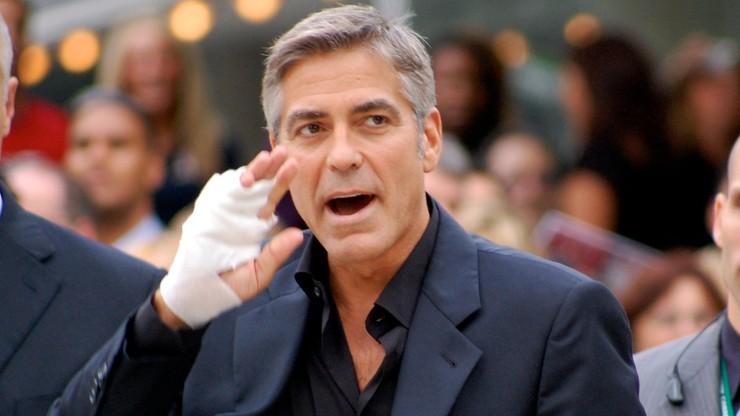 """Clooney krytykuje przemysł filmowy. """"Idziemy w złym kierunku"""""""
