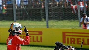 2017-07-29 GP Węgier: Vettel wygrał kwalifikacje