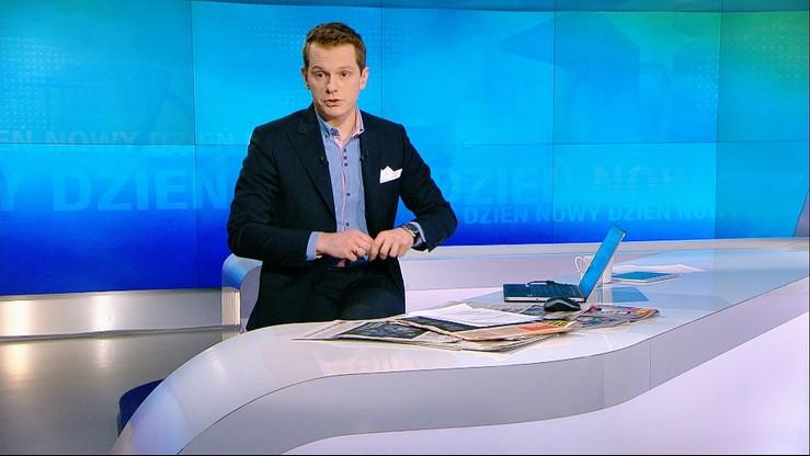 Nowy Dzień z Polsat News od 5:58. Plan Morawieckiego i Karta Nauczyciela