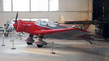 10-12-2015 16:00 Muzeum Lotnictwa Polskiego pokazało prawdziwy unikat