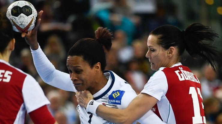 MŚ piłkarek ręcznych: Francja i Czarnogóra pierwszymi ćwierćfinalistami