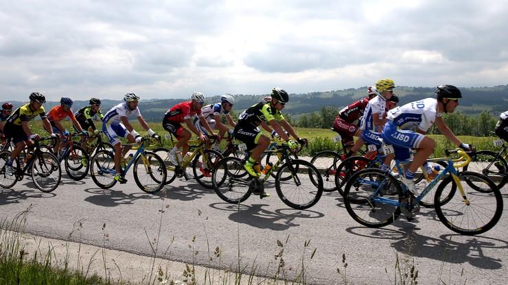 Dookoła Słowenii: Mezgec wygrał etap i został liderem, Majka 15.