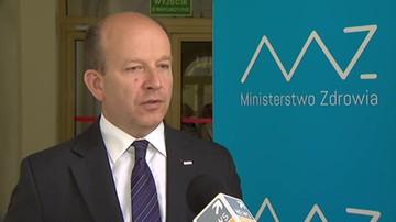 Minister zdrowia zapowiedział kontrole ws. biopsji szpiku bez narkozy