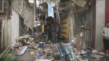 Dwie eksplozje na targu w Bagdadzie. Rośnie liczba ofiar