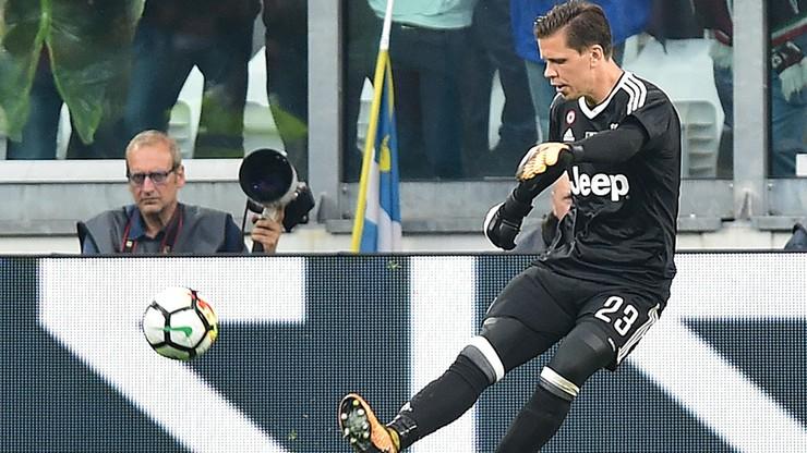 Szczęsny znowu w pierwszym składzie Juventusu! Będzie polski mecz?