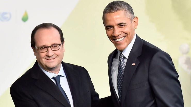 Rozpoczął się szczyt klimatyczny w Paryżu. Obama: żadna z nacji nie jest odporna na zmiany klimatu