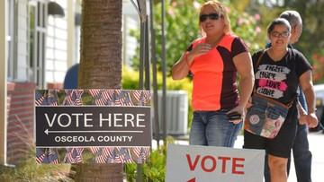 09-11-2016 01:04 Trump bierze głosy z Kentucky, Indiany i Wirginii Zachodniej. Apeluje o głosowanie na Florydzie.