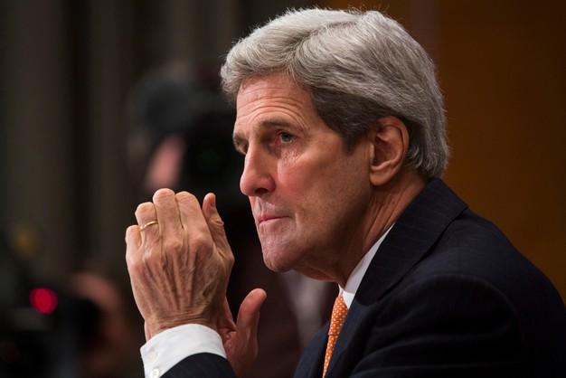 Kerry: umowa handlowa z UE to pomoc dla Ukrainy